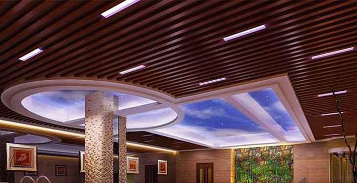 关于铝天花板
