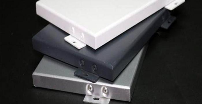 氟碳处理的室内密拼铝单板