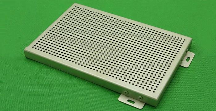 绿色建材室内密拼铝单板