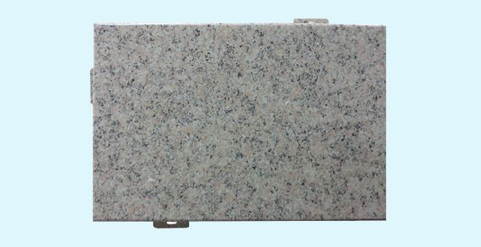 仿石纹室内密拼铝单板