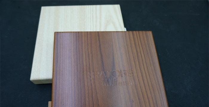 仿木纹室内密拼铝单板