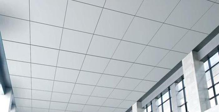 铝方板吊顶的注意事项