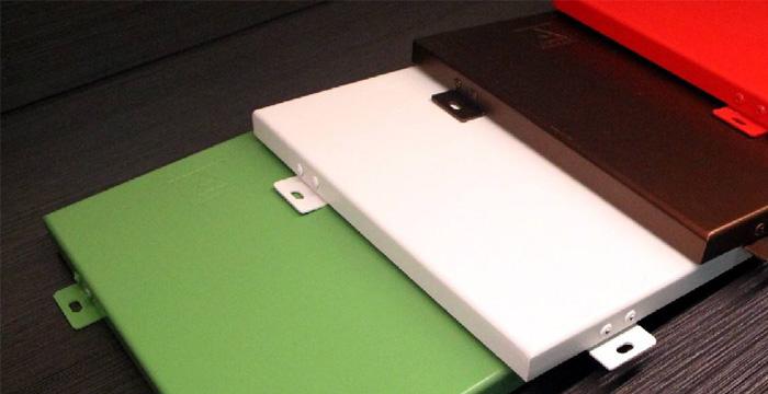 室内密拼铝单板喷涂中可能遇到的问题