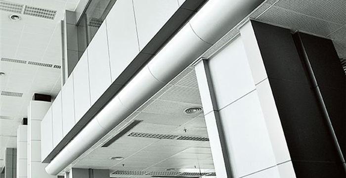 室内密拼铝单板受损后的补救方法