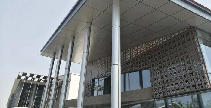 室内密拼铝单板的多种用途