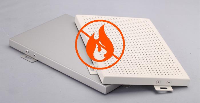 室内密拼铝单板无惧烈火