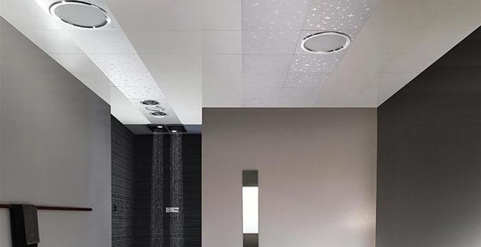 铝方板和PVC扣板