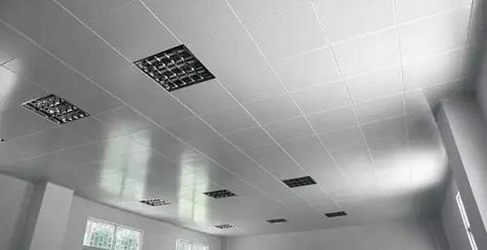 铝方板吊顶的好处