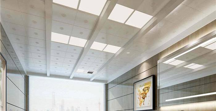 家装和公装皆适用的铝方板