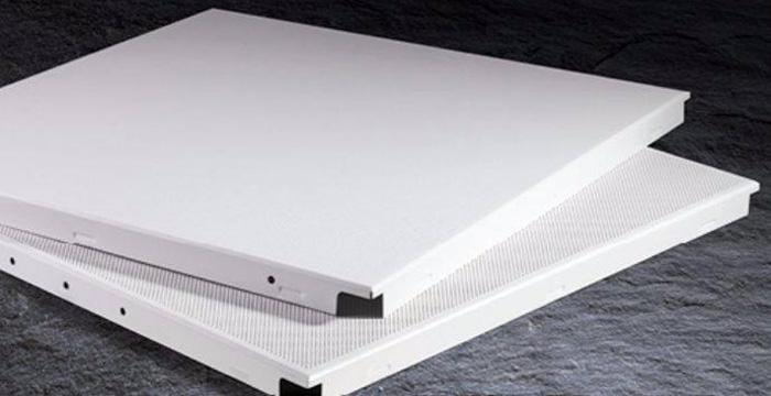 铝方板吊顶的安装配件