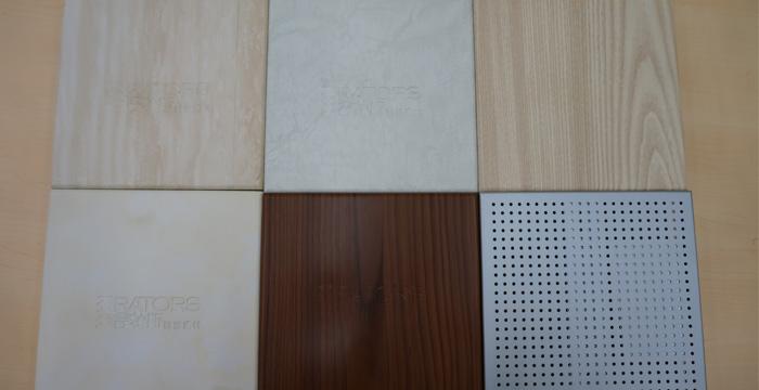 室内密拼铝单板的表面处理