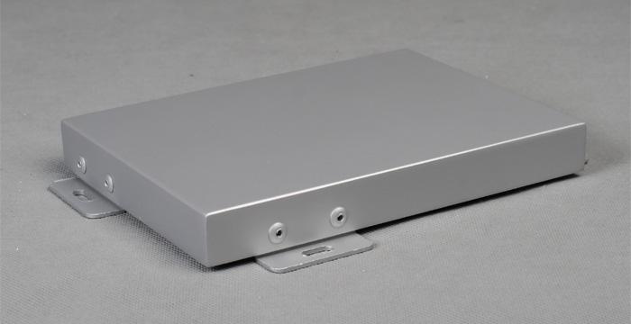 室内密拼铝单板不生锈的原因