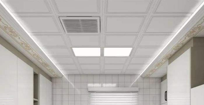 选择铝方板作吊顶的原因