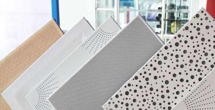 铝方板的种类介绍