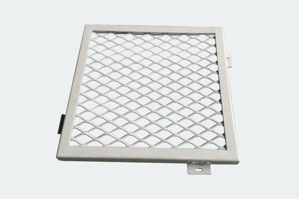 网格铝单板