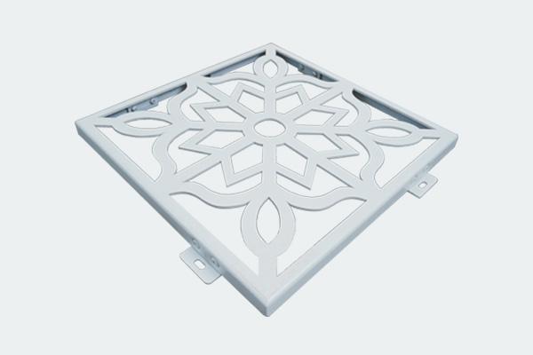 雕花镂空铝单板