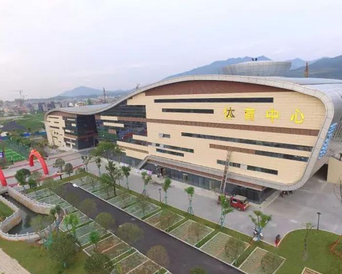 芦溪体育馆