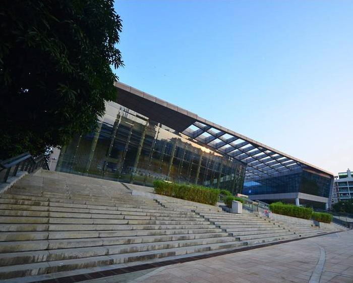 容桂文化楼