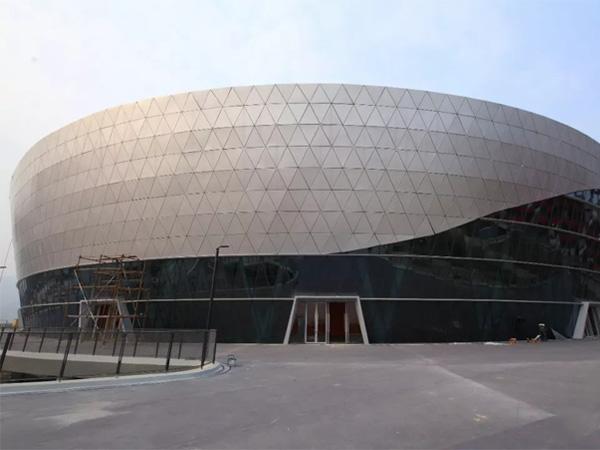 肇庆新区体育中心实际效果